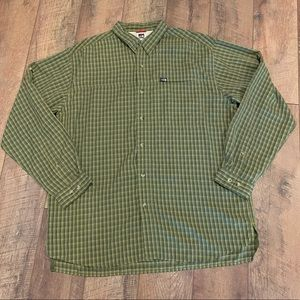 The North Face Button Up Men's Xlarge